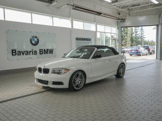 Used 2013 BMW 135i Cabriolet for sale in Edmonton, AB