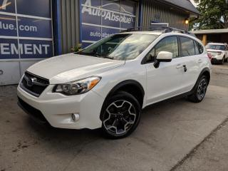 Used 2014 Subaru XV Crosstrek Gr. sport + 88 000 km for sale in Boisbriand, QC