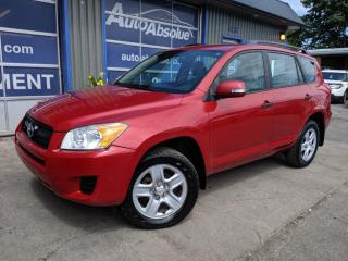 Used 2010 Toyota RAV4 4x4 for sale in Boisbriand, QC