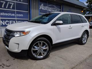 Used 2013 Ford Edge Sel + pneus neufs + caméra for sale in Boisbriand, QC