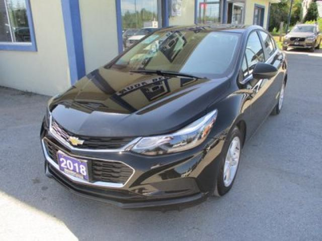 2018 Chevrolet Cruze LIKE NEW LT MODEL 5 PASSENGER 1.4L - TURBO.. HEATED SEATS.. BOSE AUDIO.. POWER SUNROOF.. BACK-UP CAMERA.. BLUETOOTH..