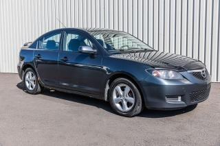 Used 2009 Mazda MAZDA3 GX for sale in Cowansville, QC