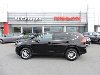 Used 2016 Honda CR-V 2 RM 5 portes LX for sale in St-Georges, QC