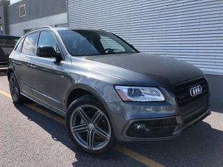 Used 2016 Audi Q5 2.0T Progressiv S-Line +Toit Pano+ for sale in Cowansville, QC
