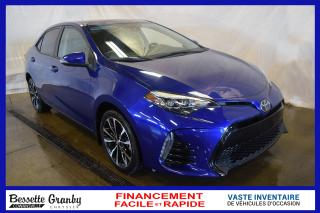 Used 2018 Toyota Corolla SE +Toit Ouvrant, Aucun Carfax+ for sale in Cowansville, QC