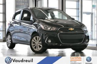 Used 2017 Chevrolet Spark LT * 1LT * BLUETOOTH * CAMERA for sale in Vaudreuil-Dorion, QC