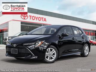 Used 2019 Toyota Corolla Hatchback SE Package  - $153 B/W for sale in Ottawa, ON