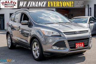 Used 2014 Ford Escape SE| NAV | BACK UP CAM | LEATHER | ONE OWNER for sale in Hamilton, ON