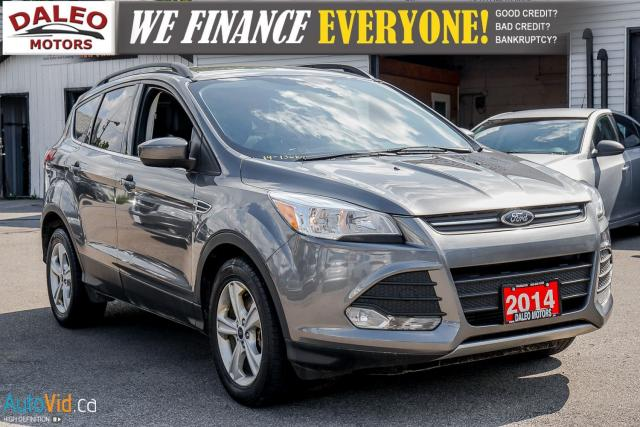 2014 Ford Escape SE| NAV | BACK UP CAM | LEATHER | ONE OWNER