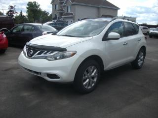 Used 2011 Nissan Murano Traction intégrale, 4 portes S for sale in St-Sulpice, QC