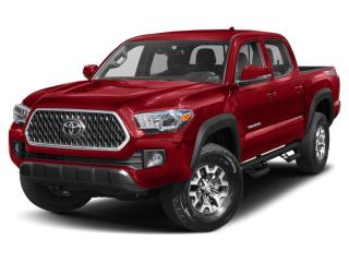 New 2019 Toyota Tacoma TRD Off Road for sale in Fredericton, NB