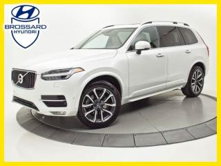 Used 2016 Volvo XC90 T6 MOMENTUM, CAM DE RECUL, NAV, TOIT PANO for sale in Brossard, QC