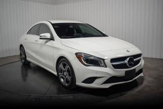 Used 2015 Mercedes-Benz CLA-Class 250 4MATIC MAGS CUIR for sale in St-Hubert, QC