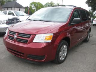 Used 2010 Dodge Grand Caravan SE 3.3L 6cyl AC 7 pass Cruise PM PL PW for sale in Ottawa, ON