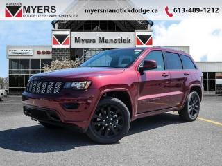 Used 2019 Jeep Grand Cherokee Altitude  - Navigation - $264 B/W for sale in Ottawa, ON