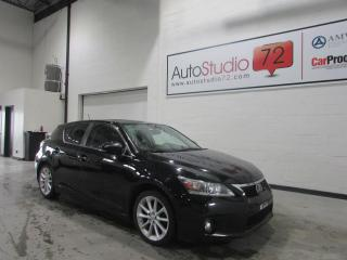Used 2012 Lexus CT 200h Hybride **AUTO**CUIR**TOIT** for sale in Mirabel, QC