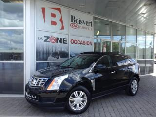Used 2013 Cadillac SRX 2013 Cadillac SRX - CUIR AVEC TOIT PANORAMIQUE for sale in Blainville, QC