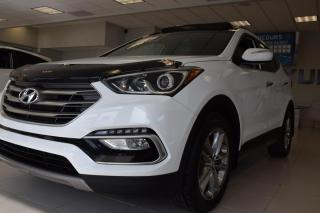 Used 2017 Hyundai Santa Fe SPORT LIMITED 2.0T for sale in St-Eustache, QC