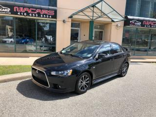 Used 2015 Mitsubishi Lancer GT**LEATHER**SUNROOF** for sale in North York, ON