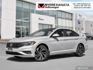 Used 2019 Volkswagen Jetta Execline Auto  - Certified for sale in Kanata, ON
