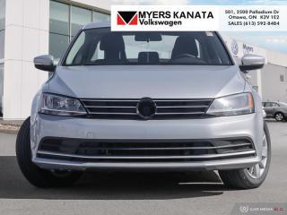 Used 2015 Volkswagen Jetta Trendline plus 1.8T 5sp for sale in Kanata, ON