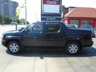 Used 2006 Honda Ridgeline EX-L/ ONE OWNER/ LOADED / NO ACCIDENT / 4WD /CLEAN for sale in Scarborough, ON