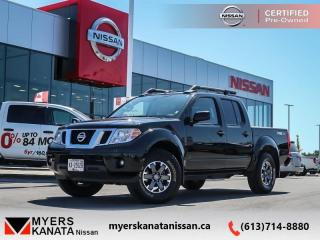 Used 2019 Nissan Frontier Crew Cab PRO-4X Standard Bed 4x4 Auto  - $225 B/W for sale in Kanata, ON