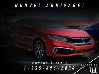 Used 2019 Honda Civic TOURING + DÉMO + PRIX DE FIN DE SAISON ! for sale in St-Basile-le-Grand, QC