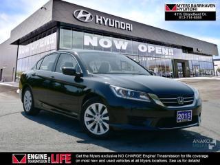 Used 2015 Honda Accord Sedan LX  - Bluetooth -  Heated Seats - $77.82 /Wk for sale in Ottawa, ON