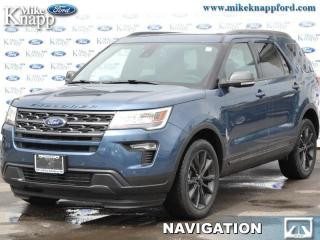 New 2019 Ford Explorer XLT  Navigation,Sunroof,PowerLiftgate for sale in Welland, ON