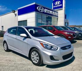 Used 2016 Hyundai Accent 5 portes hatch back automatique for sale in Matane, QC