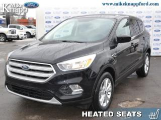 Used 2019 Ford Escape SE 4WD  - Heated Seats for sale in Welland, ON