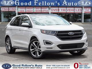 Used 2016 Ford Edge SPORT MODEL, 6CYL 2.7 LITER ECOBOOST, AWD, NAVI for sale in Toronto, ON