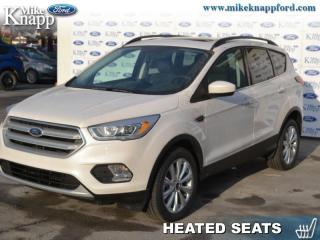 New 2019 Ford Escape SEL 4WD  - Heated Seats for sale in Welland, ON