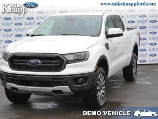 Used 2019 Ford Ranger Lariat  - Leather Seats -  Heated Seats for sale in Welland, ON