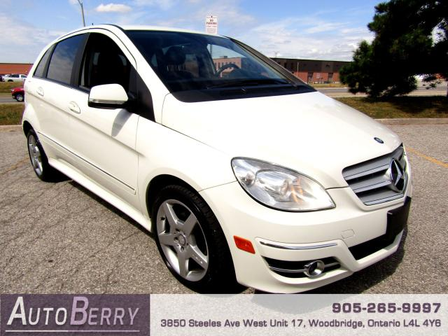 2011 Mercedes-Benz B-Class B200 - 2.0L - Turbo