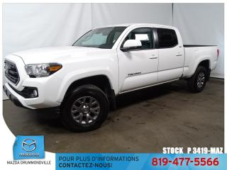 Used 2019 Toyota Tacoma |4X4|SR5|DOUBLE CAB|3.5L+V6|MAG|CAM|SIEGCHAUF| for sale in Drummondville, QC