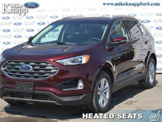 New 2019 Ford Edge SEL AWD  - Navigation - Heated Seats for sale in Welland, ON