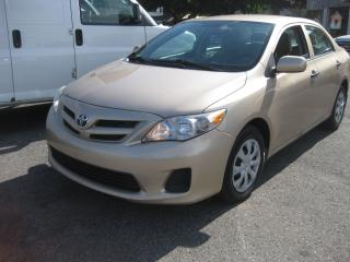 Used 2012 Toyota Corolla Base 1.8L 4cyl FWD 5pass Automatic for sale in Ottawa, ON