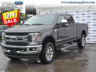 New 2019 Ford F-250 Super Duty XLT  - Navigation - SYNC for sale in Welland, ON