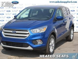 New 2019 Ford Escape SE 4WD  - Navigation - Heated Seats for sale in Welland, ON