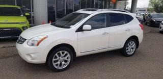 Used 2012 Nissan Rogue SV; BLUETOOTH, HEATED SEATS, SUNROOF, BACKUP CAM AND MORE for sale in Edmonton, AB
