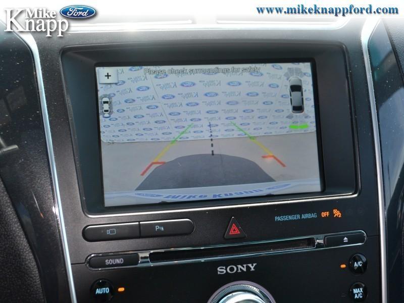 Used 2017 Ford Explorer Sport - Navigation for Sale in