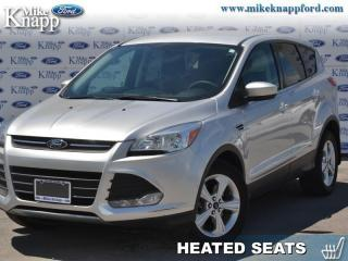 Used 2014 Ford Escape SE  - Bluetooth -  Heated Seats for sale in Welland, ON