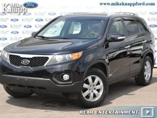 Used 2013 Kia Sorento LX for sale in Welland, ON