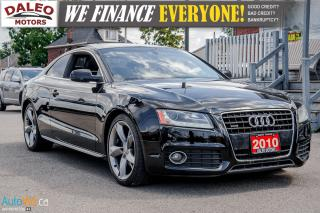 Used 2010 Audi A5 3.2L for sale in Hamilton, ON