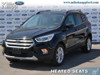 New 2019 Ford Escape SEL FWD  - Navigation - Heated Seats for sale in Welland, ON