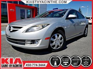 Used 2009 Mazda MAZDA6 GT V6 ** TOIT OUVRANT / CUIR for sale in St-Hyacinthe, QC