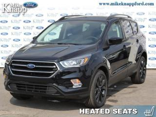New 2019 Ford Escape SE 4WD  - Navigation - Leather Seats for sale in Welland, ON