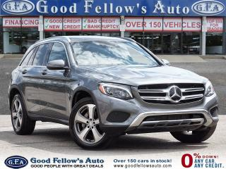 Used 2017 Mercedes-Benz GLC 300 AWD, 2.0L 4CYL, PAN ROOF, NAVI, REARVIEW CAMERA for sale in Toronto, ON